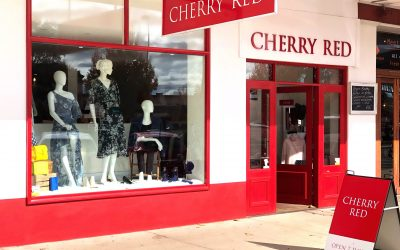 Welcome To Cherry Red